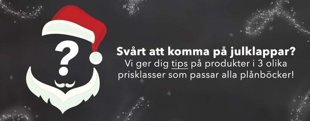 Julklappar till GoPro och DJI